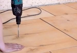 фанера под ламинат на бетонный пол